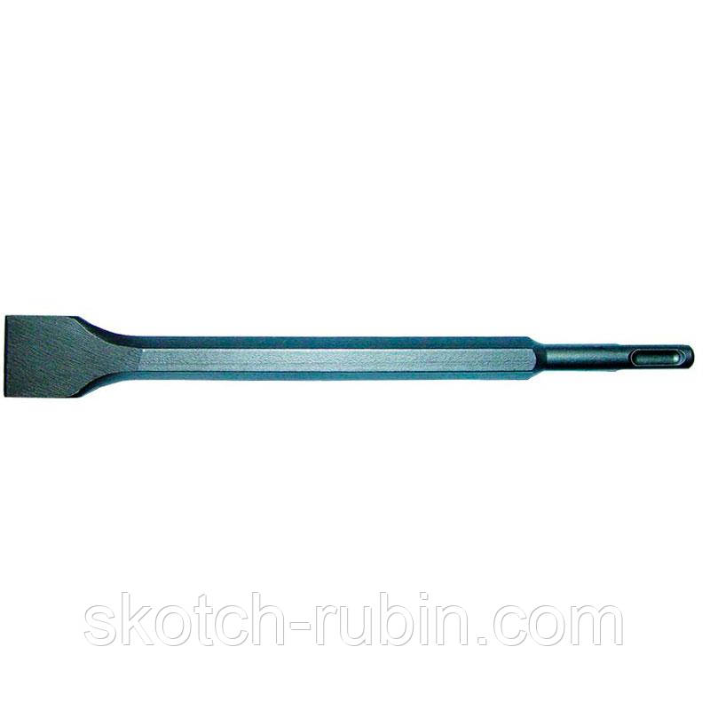 Зубило плоское с SDS-plus хвостовиком 14х250х40мм Sigma (1800141)