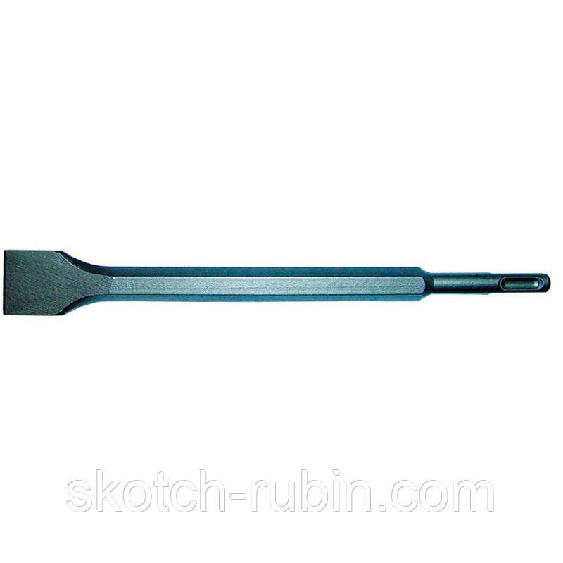 Зубило плоское с напайкой с SDS-plus хвостовиком 19х600х20мм Sigma (1800331)