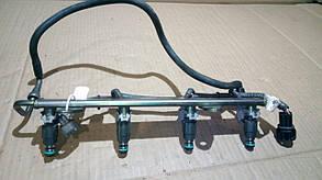 Форсуночная (топливная) рейка (89190815) Note NISSAN