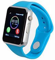 Умные Часы Smart Watch А1 blue