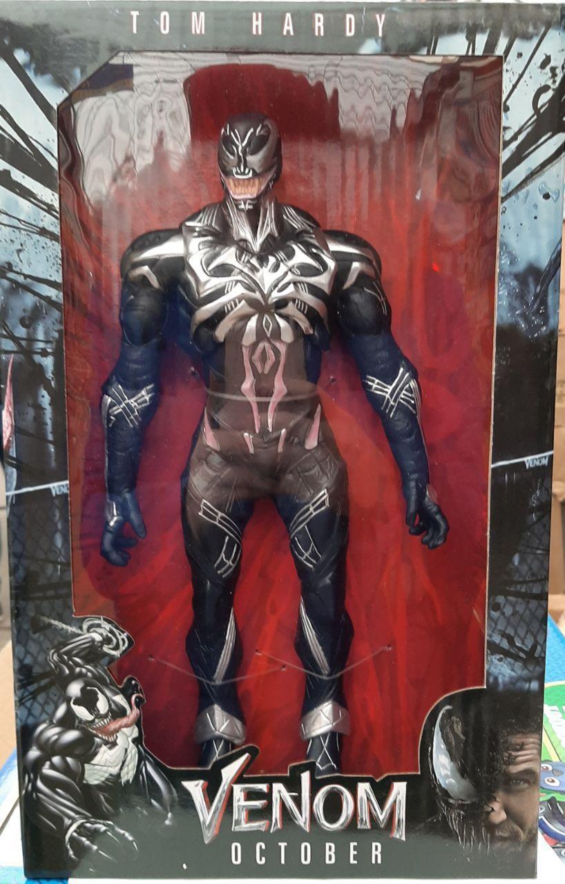 Большая игрушка супер-героя Марвел Venom Веном супер-герой Marvel 30 см