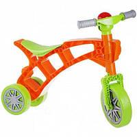 Ролоцикл 3 ТехноК (оранжевый)  scs