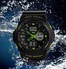 Мужские спортивные часы sport SKMEI Durable Зеленые