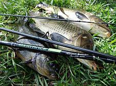 Удилище фидерное FEEDER CONCEPT DISTANCE 100 3.9м 40-100г рыболовные трехсоставное удилища FCDI100-390, фото 2