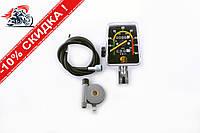 Спидометр велосипедный (механический) (+привод спидометра, трос)   YAT