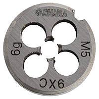Плашка М5×0,8мм Sigma (1604141), фото 1