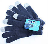 Перчатки для сенсорных экранов, фото 4