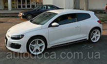 VW SCIROCCO TUNING Hаши работы