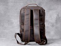 Мужской  рюкзак (натуральная кожа) Модель DM-29, фото 8