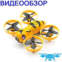 Квадрокоптер Eachine Fatbee FB90 с камерой FPV 5.8GHz (BNF FlySky)