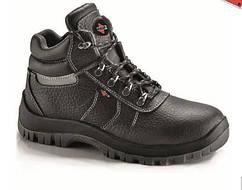Черевики  з мет.носком та антипрок. підошвою (високі) Workshop | Ботинки рабочие мет. носок и антипрок. подошв