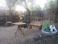 Мебель в  рустикальном стиле, фото 1