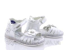 Дитяче літнє взуття оптом. Дитячі босоніжки 2020 бренду СВТ - Meekone для дівчаток (рр. з 22 по 27)