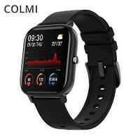 Смарт годинник Colmi P8 black