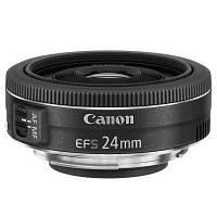 Объектив Canon EF-S 24mm f/2.8 STM (9522B005)