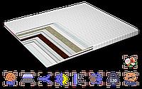 Тонкий матрас-топпер PURPLE Fit Comfort Cocos, размер 110*190, высота 7 см, Жесткость: средний/средний