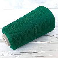 Пряжа 90% шерсть 10% нейлон Missoni зеленый