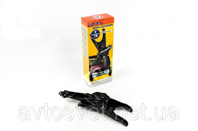 Вилка зчеплення ГАЗ 53 з чехл. в зб. (пр-во ГАЗ) 52-04-1601200, фото 2
