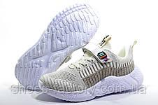 Детские кроссовки на липучке Baas, Beige\White, фото 2