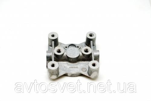 Кронштейн головки топливного фильтра (сепаратора) Газель NEXT,Бизнес дв.Cummins ISF 2.8 (покупн. ГАЗ) 3969680,4990848
