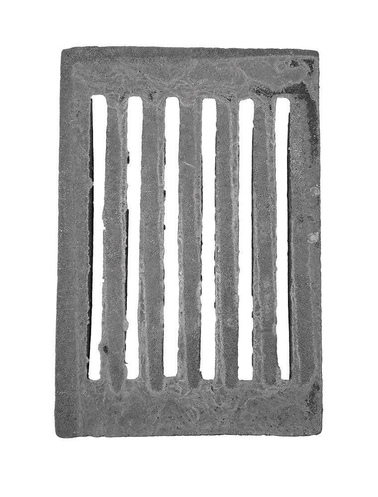 Колосникові решітки для печі і каміна 20х30, чавунний колосник, рушта