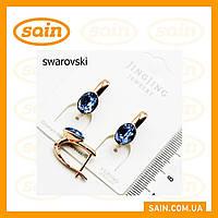 Серьги Swarovski  01-92