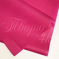 Тишью упаковочная бумага малиновая 50 х 70см (500 листов)
