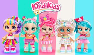 Kindi Kids- Большие куклы и игрушки