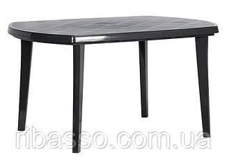 Стол пластиковый Elise, серый