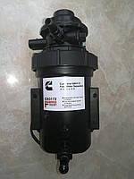 Фильтр топливный Газель NEXT,Бизнес дв.Cummins ISF 2.8  сепаратор в сб. (корпус+крышка+элемент) (покупн. ГАЗ) 5283172,5267294