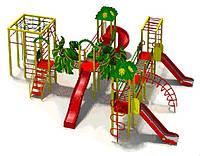 Детский игровой комплекс «Дракон» БК-832Д