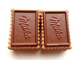 Печенье Milka