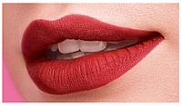 Стойкая губная помада, тон «Тёмно-малиновый»