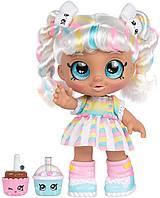 Kindi Kids большая кукла Кинди Кидс зефирка Марша Меллоу Snack Time Friends Marsha Mello