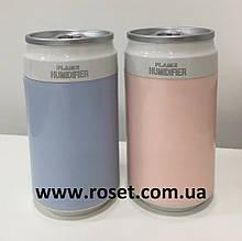 Портативный USB увлажнитель воздуха для дома и авто Flame Humidifier с пламенем (ночник, ароматизатор)