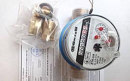 Счётчик холодной воды Gross ETK-UA 15Х/110 (номин. расход 2,5 м3/ч, сухоход)