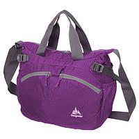 Спортивная женская сумка Onepolar 5220 сиреневая