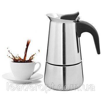 [ОПТ] Гейзарная кофеварка -6 чашек