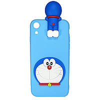 Чехол Cartoon 3D Case для Huawei Y6 II Кот