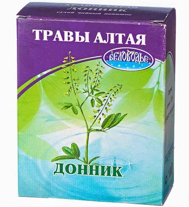 Донник лекарственный  50г Беловодье Россия