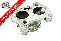 Патрубок карбюратора (коллектор) (штаны)   ЯВА 350 12V   VCH