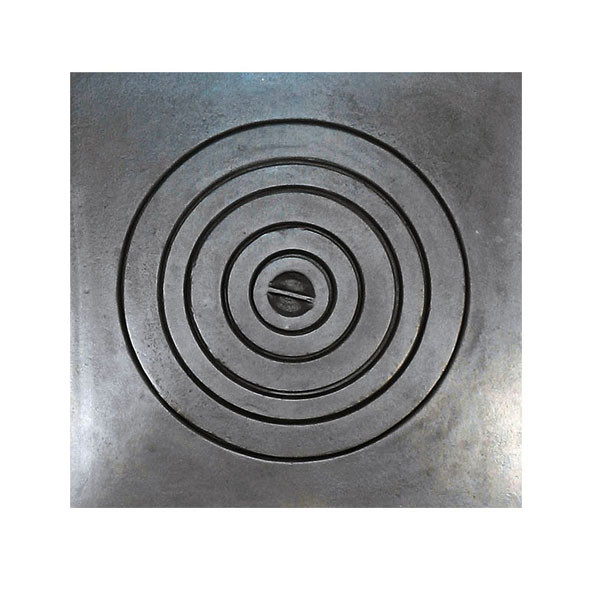 Чугунная плита для казана, тандыра, варочная поверхность для печи 540 х 540мм, 102500