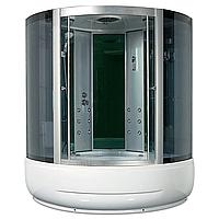 Гидробокс Miracle 150х150х50 тонированное стекло, глубокий поддон, F39-3