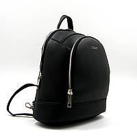 Рюкзак женский черный 5 л средний