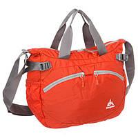 Фирменная модная женская сумка Onepolar 5220 Red спортивная