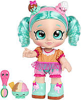 Kindi Kids большая кукла Кинди Кидс Пеппа Минт Snack Time Friends Peppa Mint