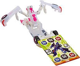 Машинка-трансформер Мекард Миринай Делюкс /Mecard Mirinae Deluxe/ Mattel оригинал, фото 3