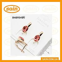 Серьги Swarovski  01-91