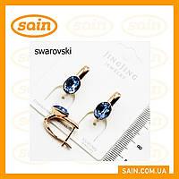 Серьги Swarovski  01-90