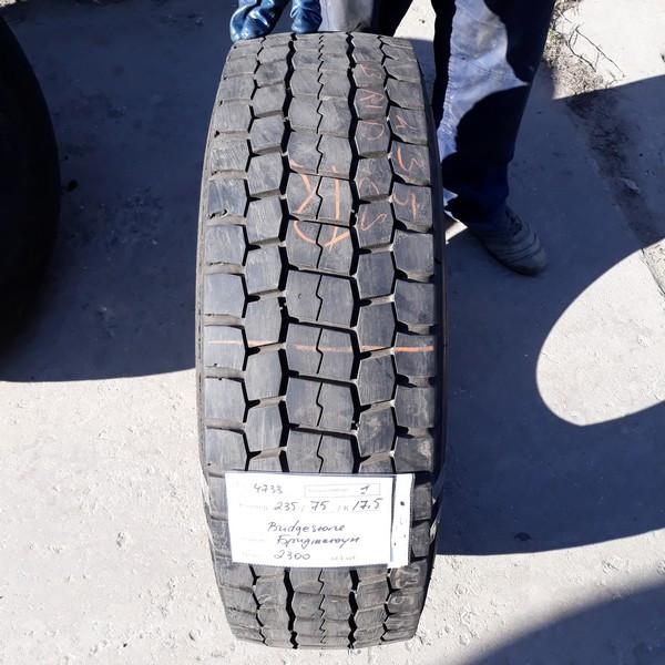 Грузовые шины б.у. / резина бу 235.75.r17.5 Bridgestone M729 Бриджстоун